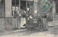 CPA 45240 LA FERTé SAINT AUBIN Voiture à Chien Les Laitières Edit BéDU ca1909
