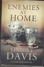 LINDSEY DAVIS - enemies at home
