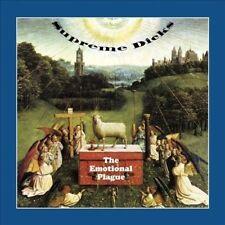 The Emotional Plague by Supreme Dicks (Vinyl, Oct-2011, 2 Discs, Jagjaguwar)