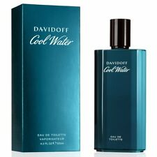 DAVIDOFF COOL WATER UOMO EAU DE TOILETTE 125 ML SPRAY L'ORIGINALE!!!