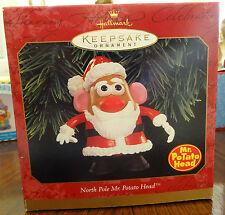 Hallmark Keepsake North Pole Ornament Mr. Potato Head New in Box