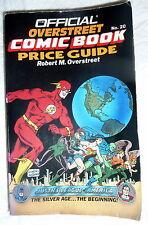 Overstreet Comic Book Price Guide #20