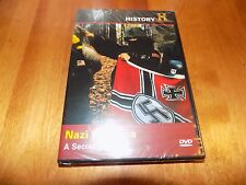NAZI AMERICA  A Secret History Nazism Neo-Nazi History Channel DVD SEALED NEW