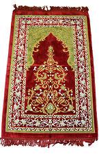Prayer Rug Moroccan Carpet Mat Salat Sajada Turkish Islamic Muslim Middle East