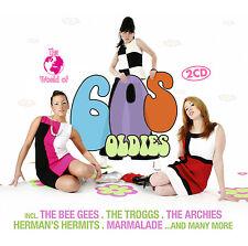 CD Años 60 Oldies de Varios Artistas 2CDs