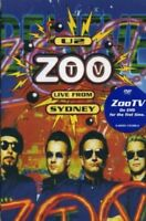 U2: Zoo TV Live from Sydney DVD (2006) U2 cert E ***NEW*** Fast and FREE P & P
