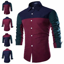 Unbranded Fitted Singlepack Casual Shirts & Tops for Men