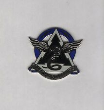 Us Army 307th Avaition Battalion crest Dui c/b clutchback badge G-23