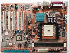Abit KV8 Pro Motherboard: Free Processor - No Port Plate