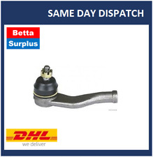 febi bilstein 41374 Tie Rod End with castle nut and cotter pin pack of one
