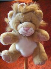 "Wild Republic full bodied  Lion Puppet 11"" approx VGC (B13)"
