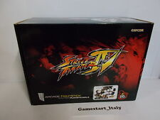 STREET FIGHTER IV ARCADE FIGHTSTICK (SONY PS3) NUOVO NEW