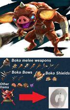 Zelda Breath Of The Wild Bokoblin Amiibo Nfc Tag Switch Wii U NO CARD