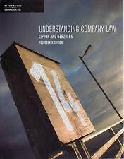Understanding Company Law by Phillip Lipton, Abe Herzberg (Paperback, 2007)