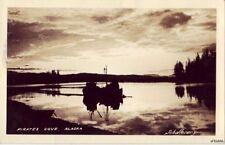 PIRATES COVE ALASKA SCHALLERER'S REAL PHOTO