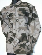 Shirt, camouflage for hunting, snow sports, camping, fishing,  Large size