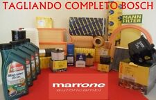 Kit tagliando filtri+ olio motore CASTROL OPEL MERIVA 1.7 CDTi 74kw DIESEL 2003>