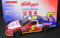 Terry Labonte 2004 Action 1/24 #5 Kellogg's U.S.A Olympics NASCAR Chevrolet New
