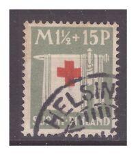 FINLAND  1930  -  CROCE ROSSA    USATO