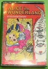 Alice im Wunderland 3 - In höchster Gefahr (Hörspielkassette | MC)