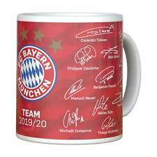 Tasse Fußball 0,3l rot weiß Kaffeebecher FC Bayern München 22843 FCB Fanartikel