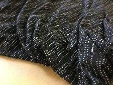 NEW Beautiful Designer Viscose Elastane Jersey Zip Print Fabric 63''158cm Dress