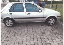 Ford Fiesta BJ 2001 TÜV Juni 2022!!! Schiebedach, Kupplung defekt, Motor LÄUFT!