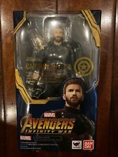 S.H. Figuarts Avengers Infinity War Captain America MIB