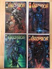 Image Comics US neufs : Ascension Vol 1 à 4.
