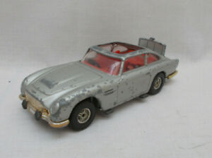 Vintage Corgi 217 James Bond 007 Aston Martin DB5 Car - Made In Gt Britain Lot A