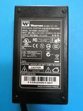 Wearnes Switching Power AC to DC Adapter WDS060120 100-240V 12V 5A LCD Monitor