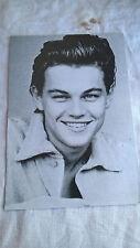Photo Leonardo DiCaprio Heroes Publishing London Années 1990 SPC 3129