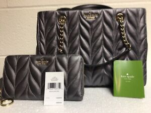 kate spade handbag and wallet