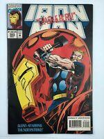 Iron Man #304 (1994) MARVEL 1st Appearance Hulk Buster High Grade