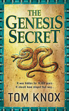 The Genesis Secret by Tom Knox, Acceptable Used Book (Paperback) FREE & FAST Del