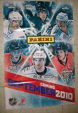 2010 Panini Hockey Poster Sidney Crosby Jonathan Toews Sedin Myers Tavares