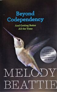 BEYOND CODEPENDENCY Melody Beattie - LIKE NEW - Self-Esteem - Relationships Book