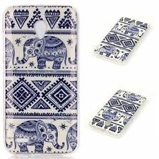 Patterned Silicone/Gel/Rubber Cases & Covers for Samsung Galaxy S7