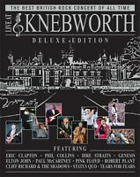 LIVE AT KNEBWORTH 1990/DELUXE EDITION 2DVD+2CD NEW+