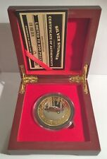 "New ""EH"" Holden  Silver Stunner Coin & Display Box C.O.A. LTD 500 Gift"