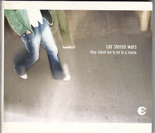 Car Stereo Wars - They Asked Me To Be In A Movie - CD ( 5 x Track Australia)