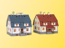 Kibri 36830 ESCALA Z Casa urbana en wallfahrtsweg, 2 Piezas # NUEVO EMB. orig. #