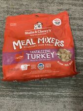 Stella & Chewy's Meal Mixer Turkey 18oz
