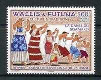 Wallis & Futuna 2018 MNH Soamako Dance 1v Set Cultures & Traditions Stamps