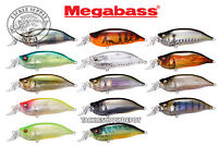 Megabass IXI Shad Type-R Crankbait 2.25in 1/4oz - Pick