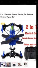2 In One Racing And Flying Car (red color)