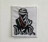 Dakar rally sports art badge Embroidered Iron or Sew on Patch lv