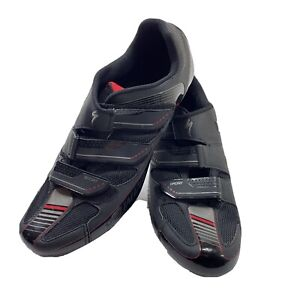 Specialized SPORT RD Body Geometry Mens Size 13 EU 47 Road Cycling Shoes Biking