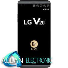 Neuf LG V20 64GB Dual SIM H990DS LTE Unlocked - Black Noir
