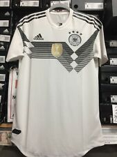 Adidas Germany Home Jersey Authentic Player Version Size Large   Only